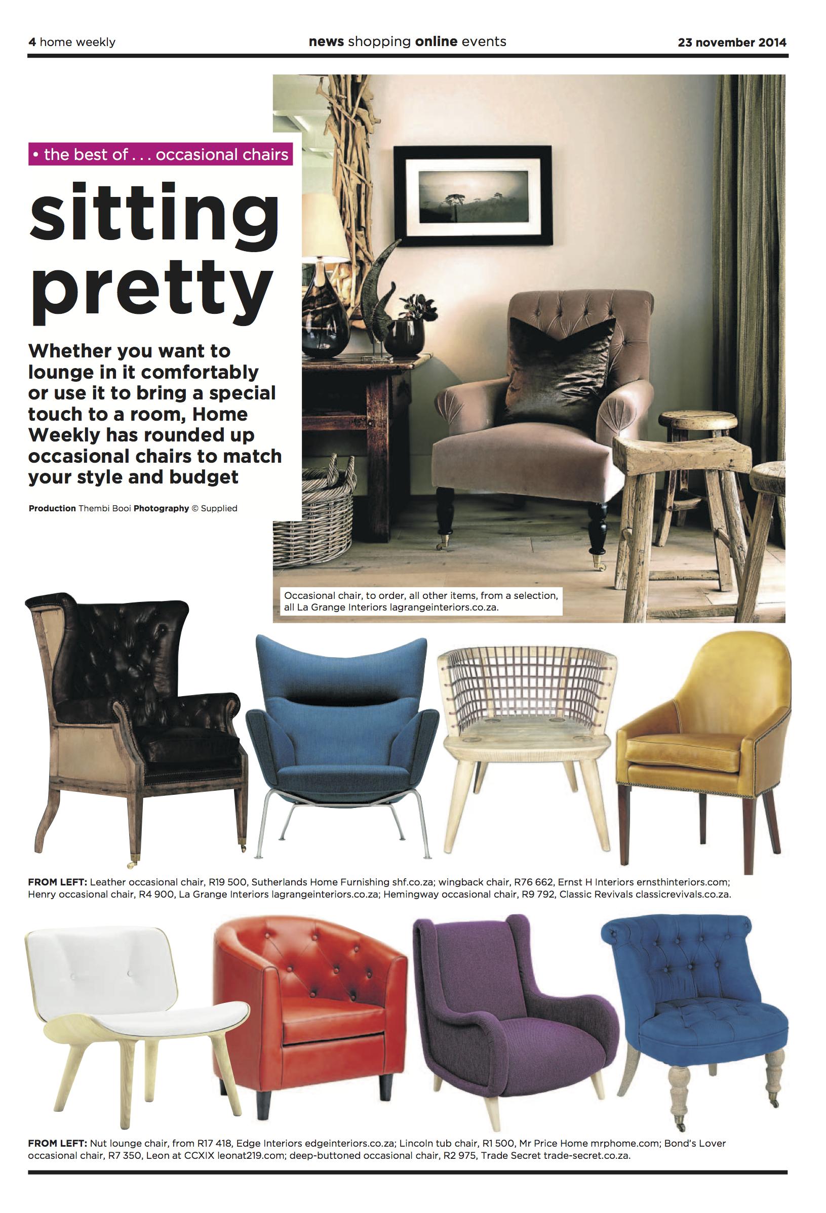 JP Inc EDITORIAL EXPOSURE MOOOI Sunday Times Home Weekly 23 Nov 2014  Editorial Exposure Sutherlands Home Furnishing Get It Sutherlands Home  Furnishing Get ...